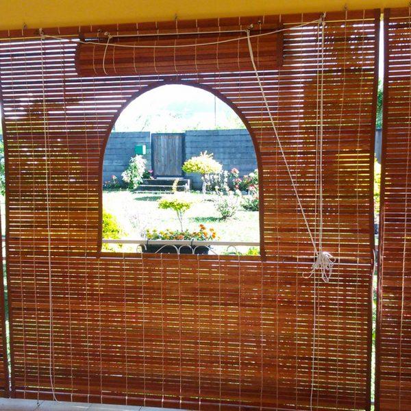 store fenêtre arrondie