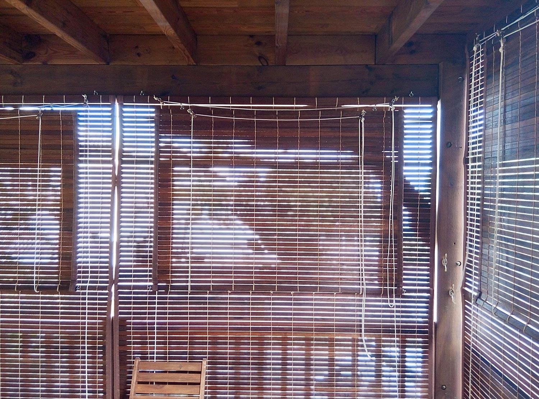 fermeture de fen tre pour store mauricien sur mesure. Black Bedroom Furniture Sets. Home Design Ideas